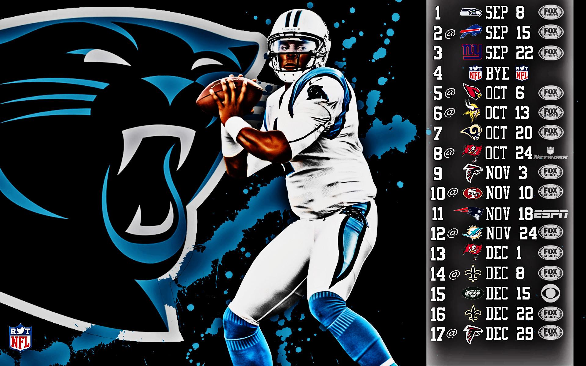 Carolina Panthers HD Wallpapers (74+ Images