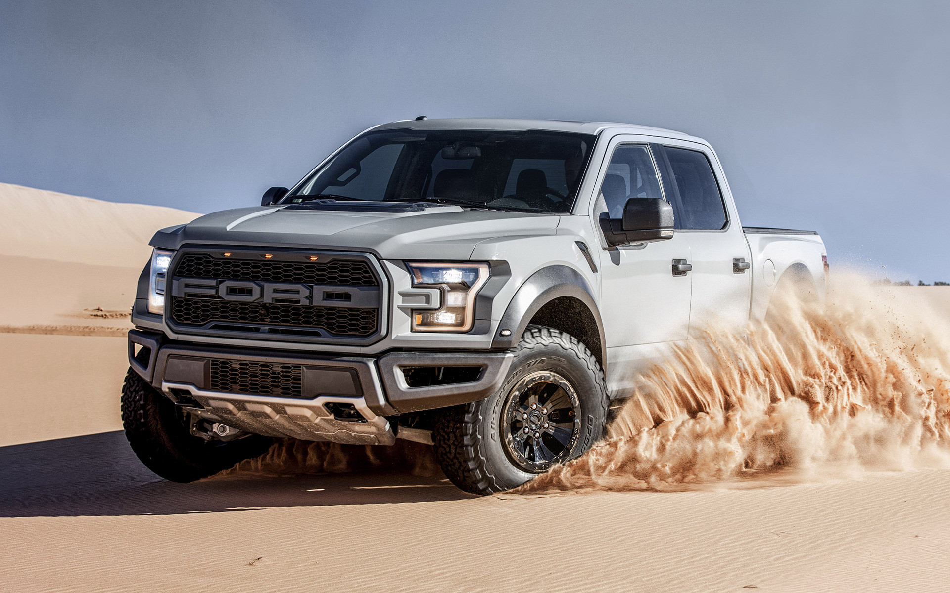2018 Ford Raptor Wallpaper 70 Images