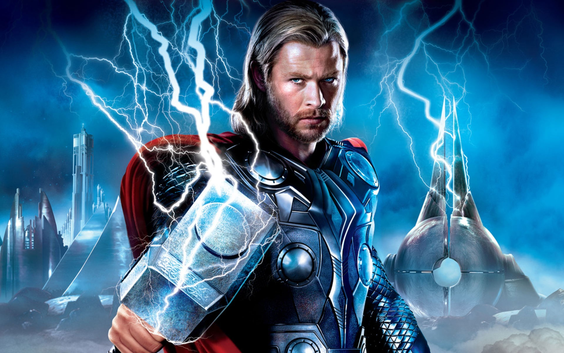 Thor Movie Wallpaper 81 Images