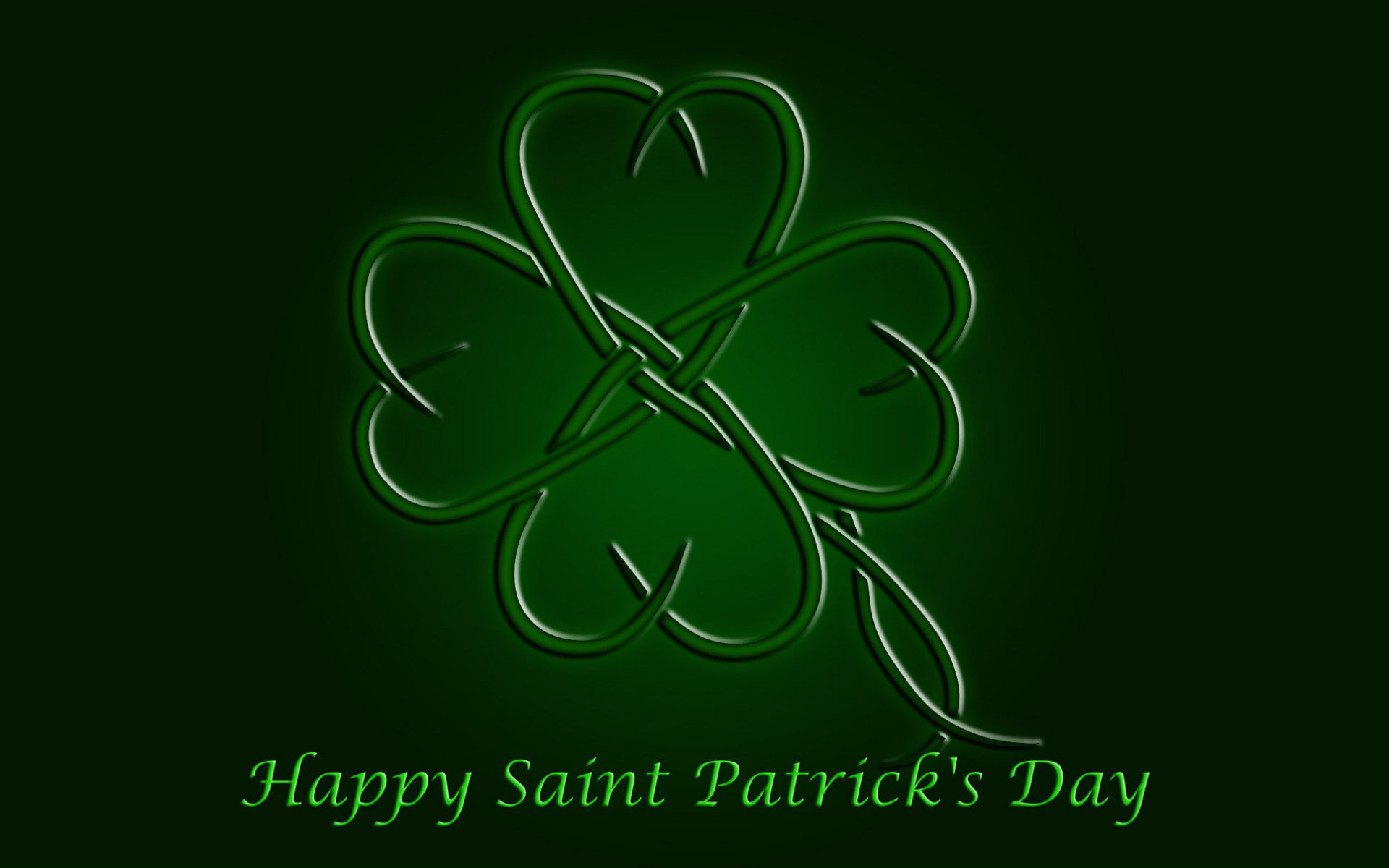 1920x1200 Feiertage - St. Patrick's Day Wallpaper
