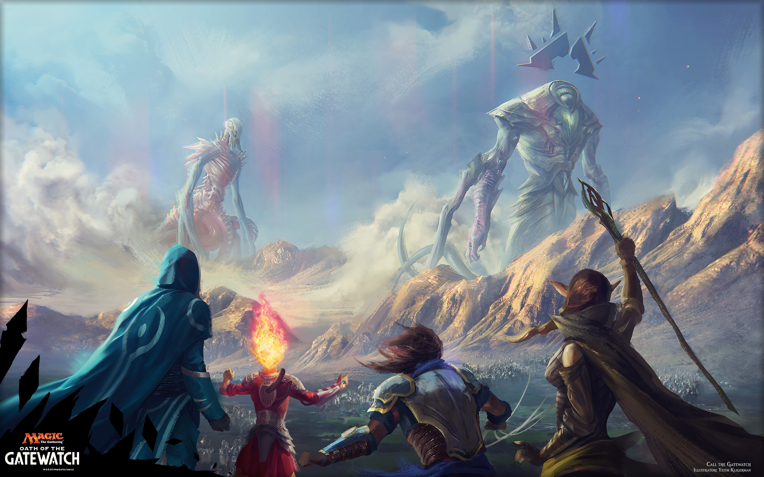 Magic The Gathering Eldrazi Wallpaper (76+ Images