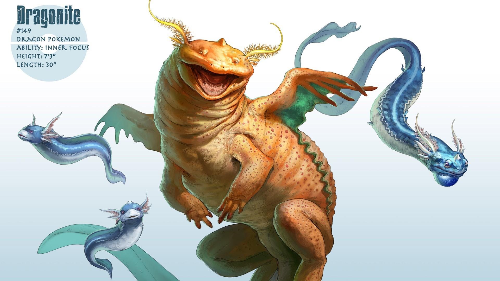 Dragon Pokemon Wallpapers 65 Images