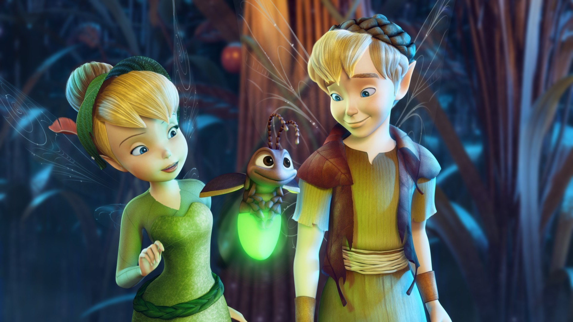 Tinkerbell Wallpaper 65 Images