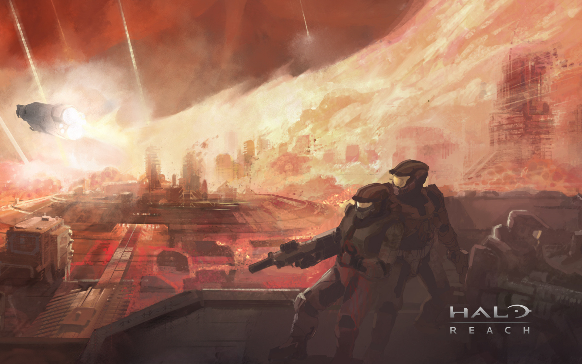 1920x1200 Halo: Reach HD Wallpaper | Background Image |  | ID:380721 -  Wallpaper Abyss