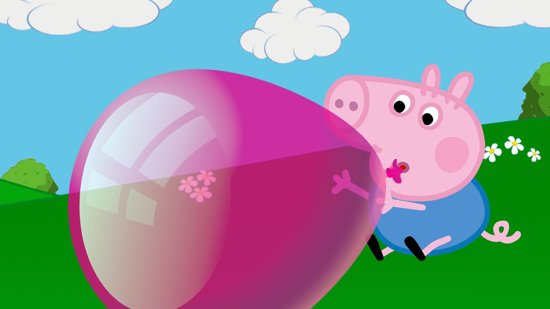 Peppa Pig HD Wallpaper (90+ images)