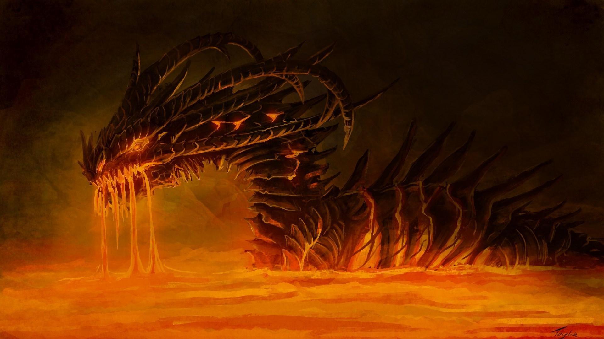 Dragon Wallpaper HD 1080p (76+ images)