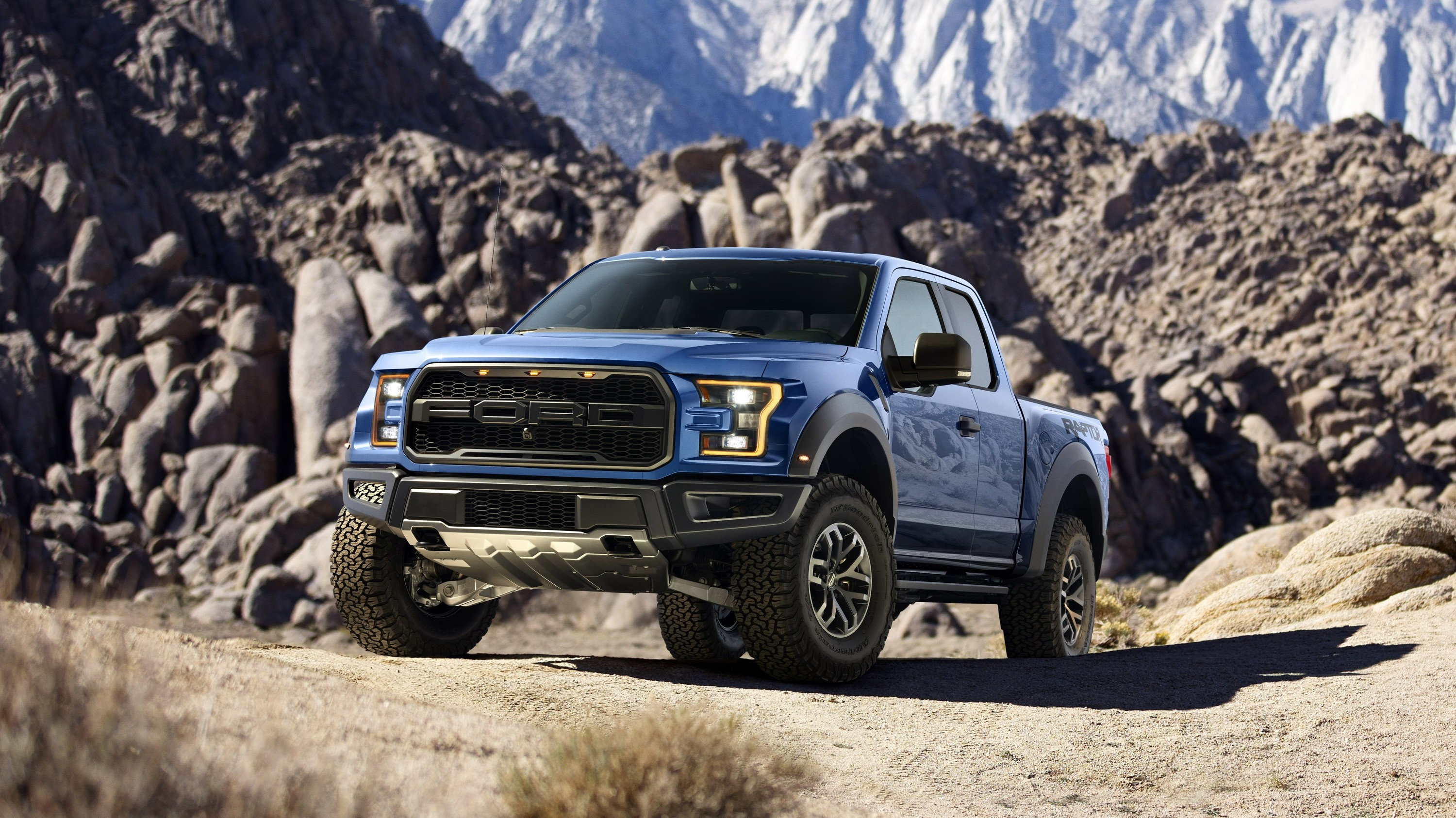 3000x1687 Wallpaper Of The Day: 2017 Ford F-150 Raptor | Top Speed. »