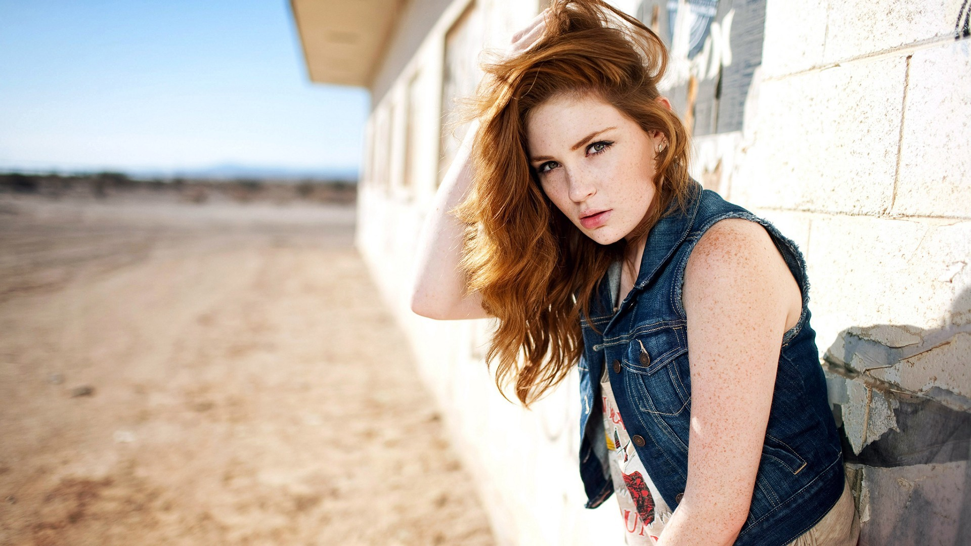 545e10f0 Gorgeous Redhead Wallpaper (65+ images)