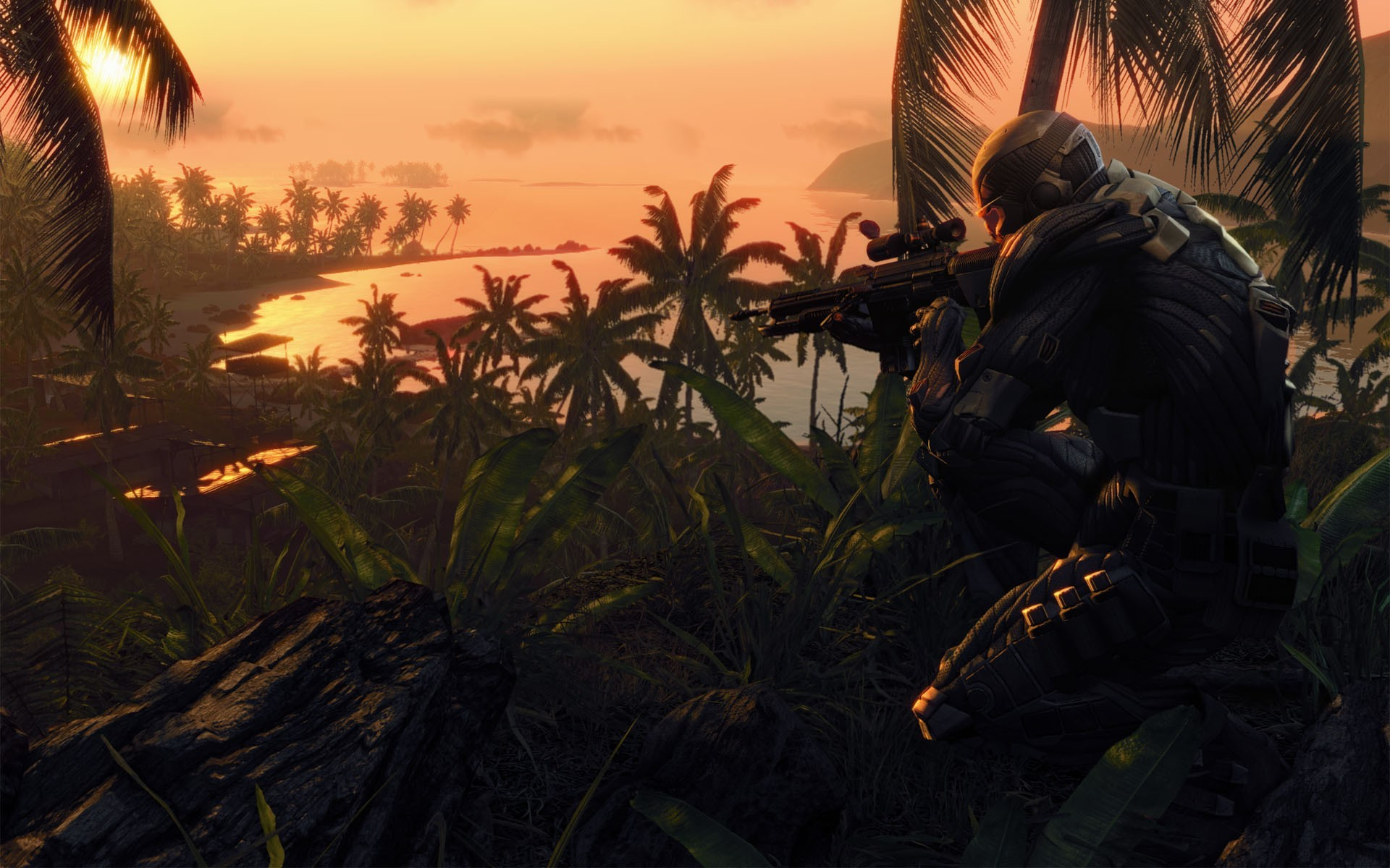 Crysis 3 wallpaper 1280x1024