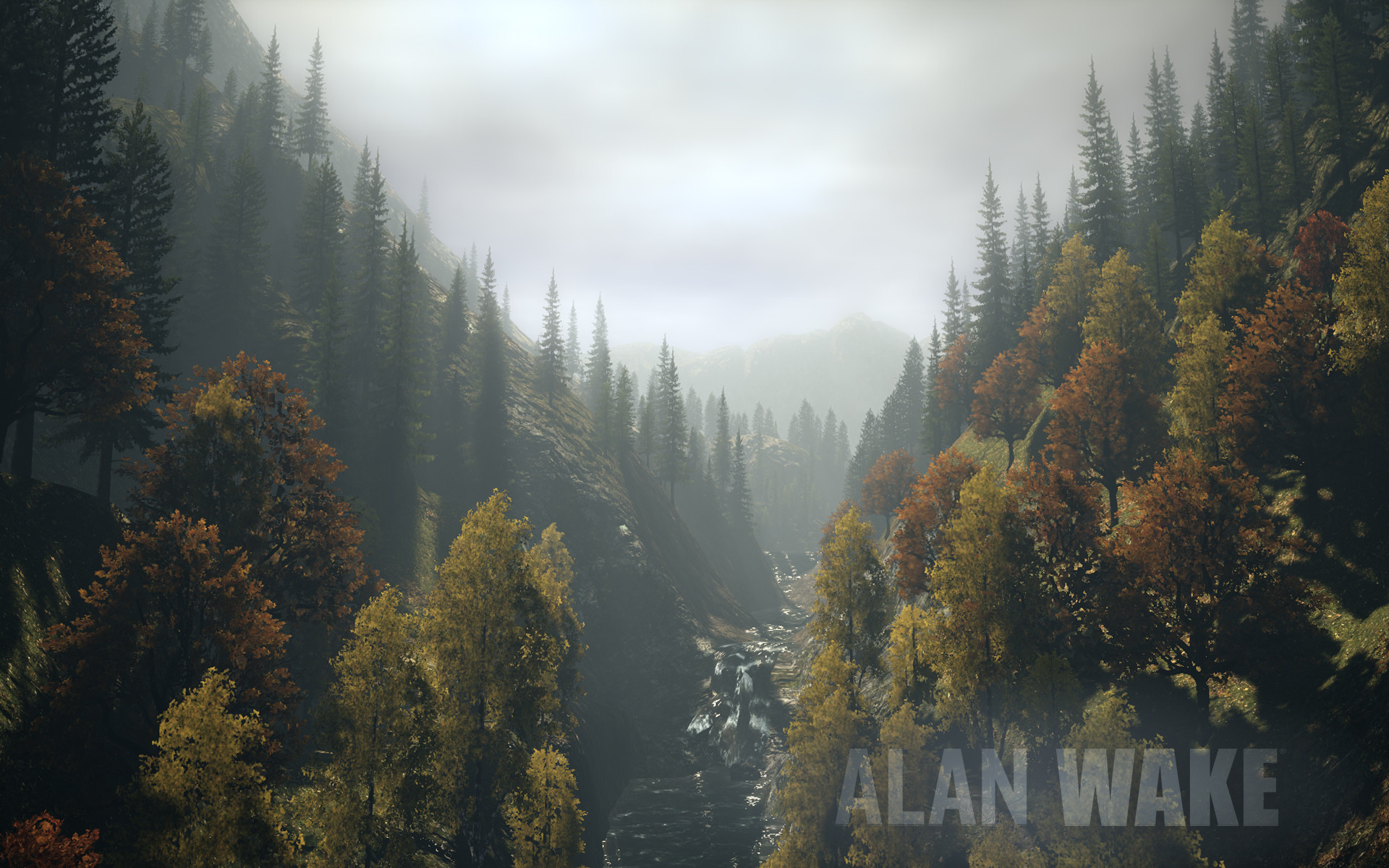 1920x1200 Alan Wake Video game Wallpapers
