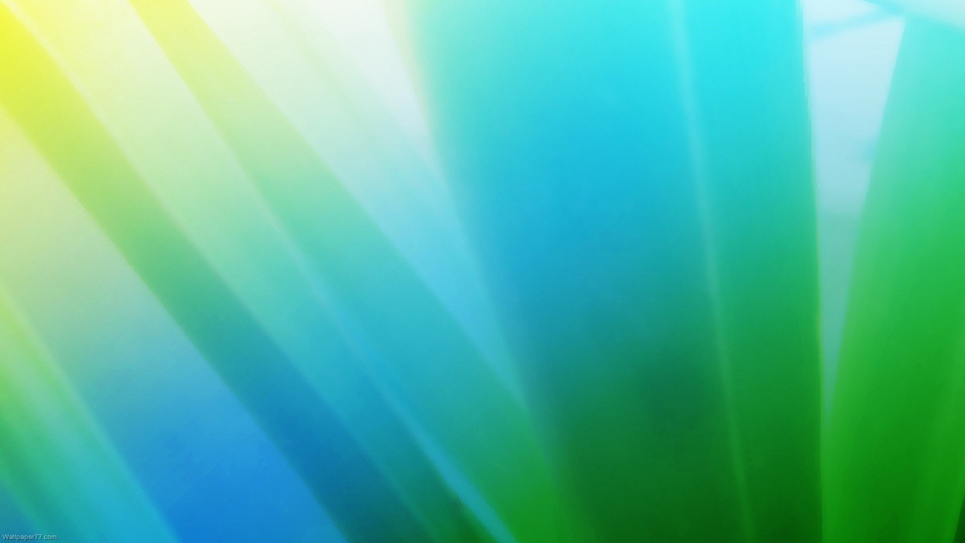 1920x1080 Abstract Green Blue