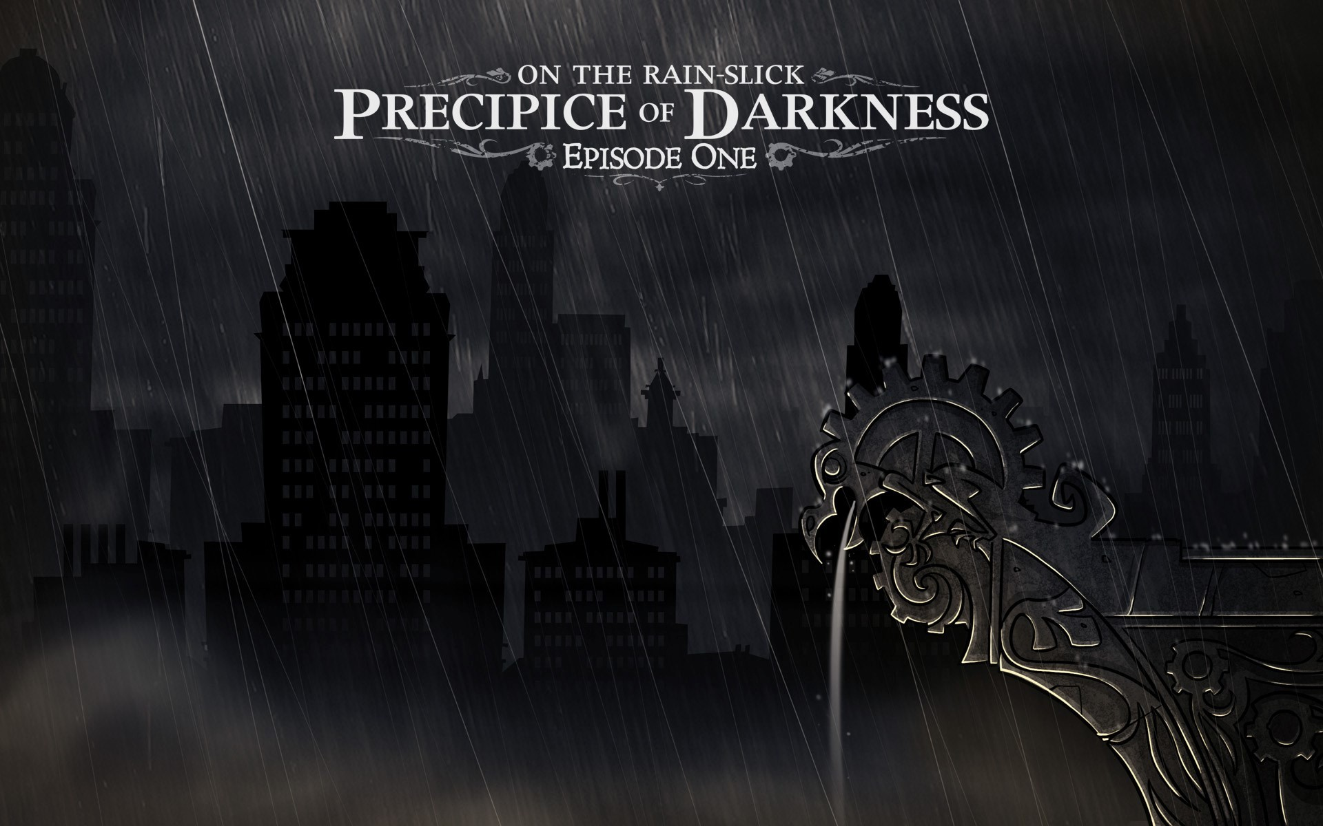 1920x1200 Desktop Backgrounds - Penny Arcade Adventures: On the Rain-Slick Precipice  of Darkness game wallpapers