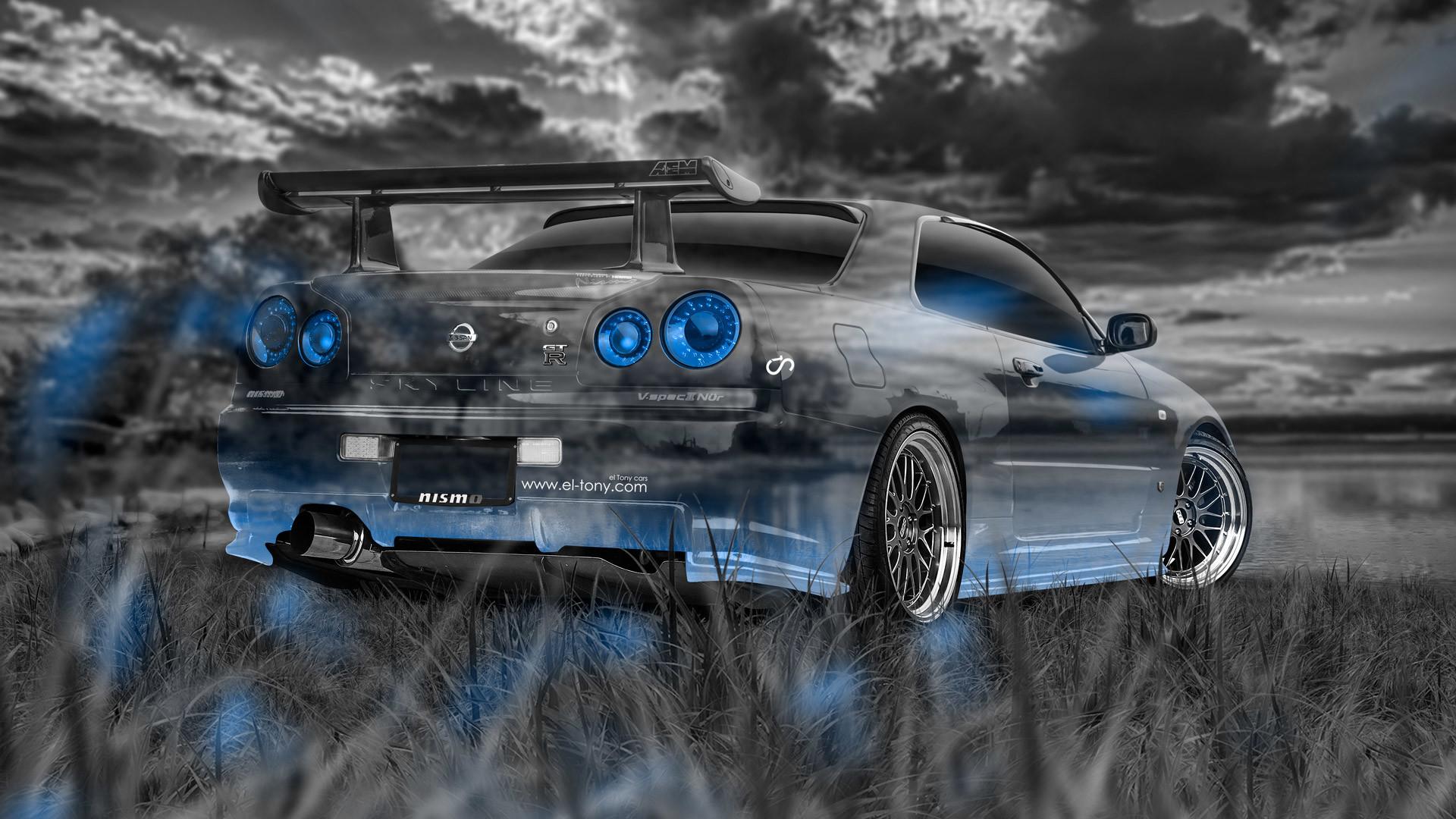 Nissan Skyline Gtr R34 Wallpaper 75 Images