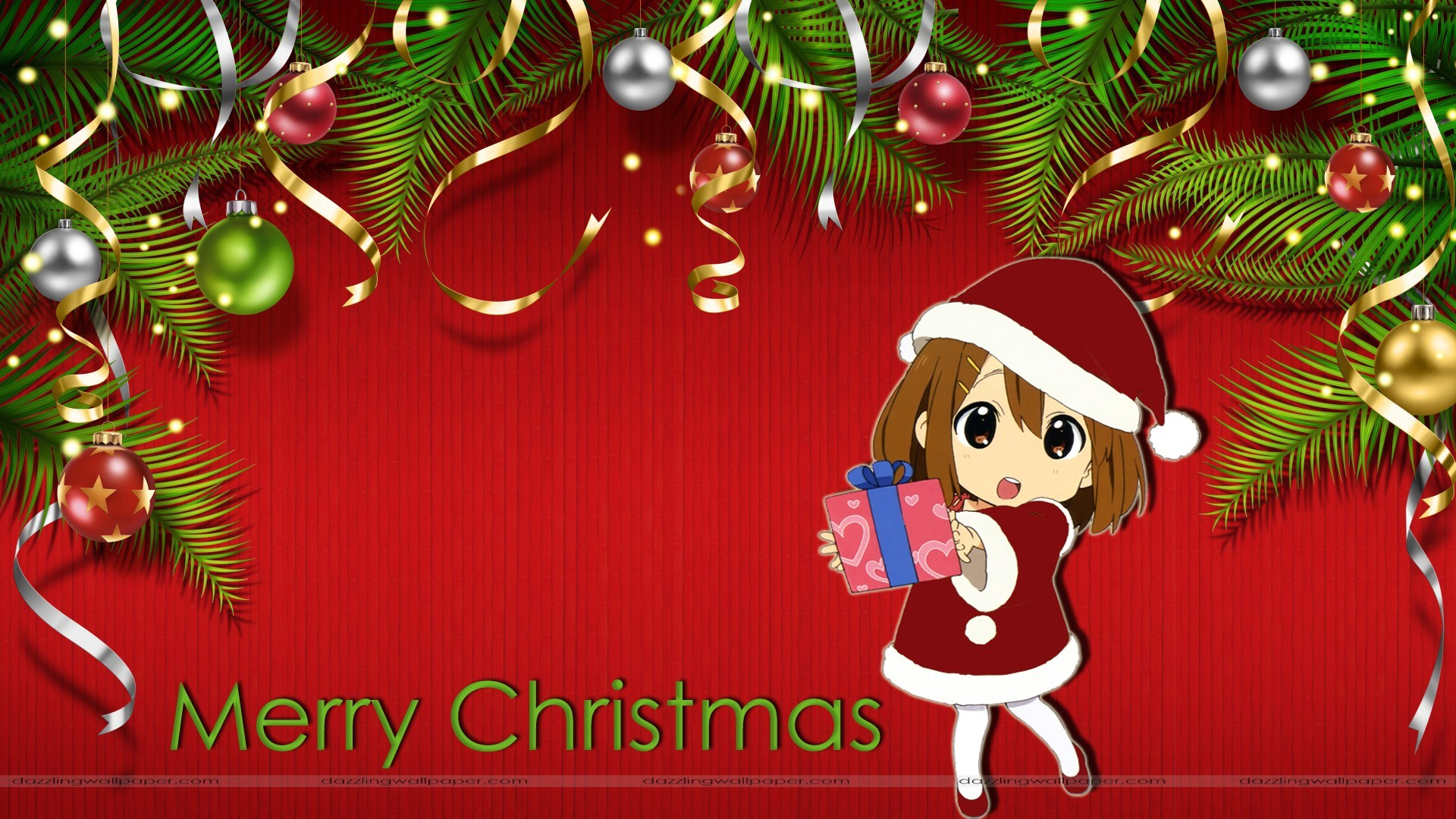 Cute Christmas Wallpapers: Cute Merry Christmas Wallpaper (64+ Images