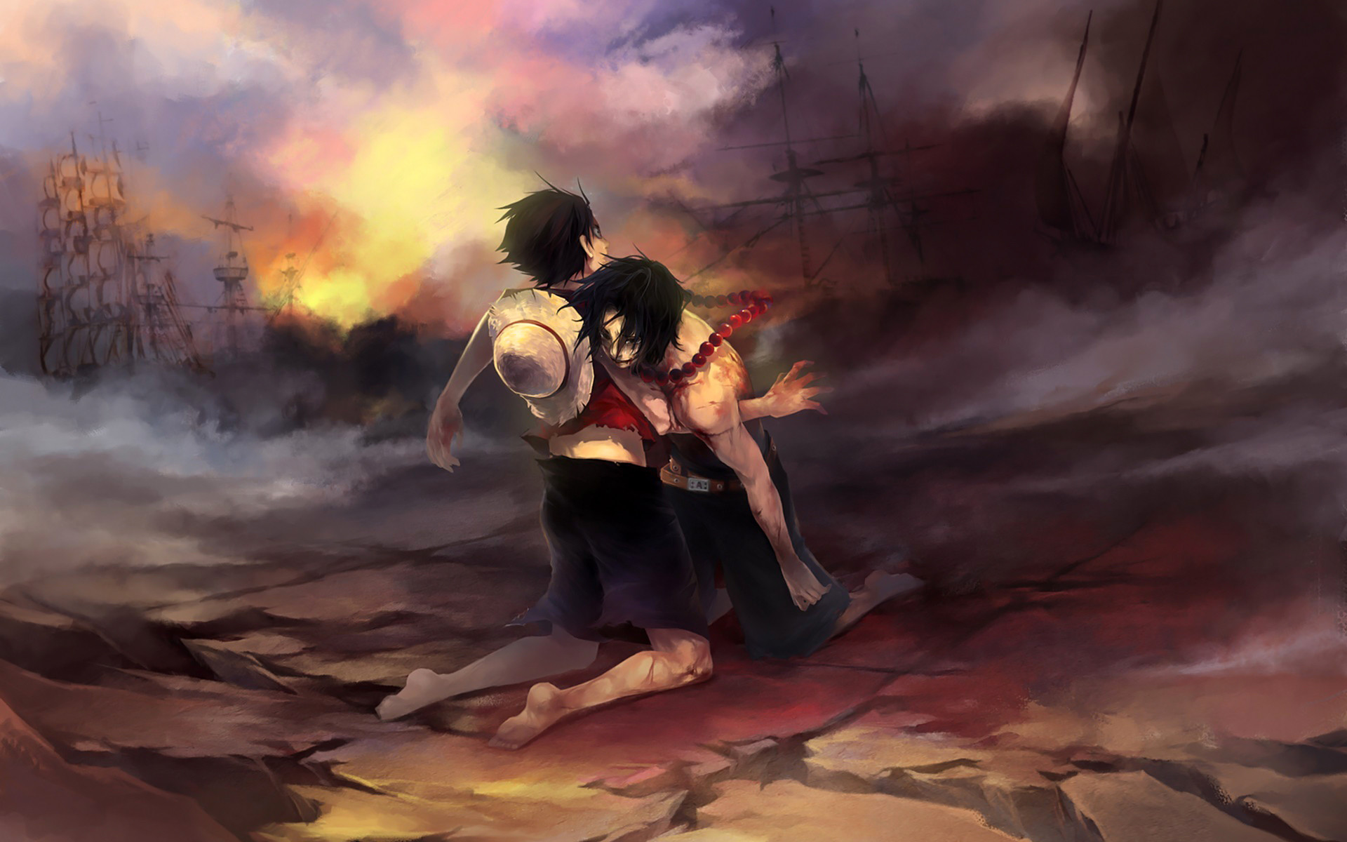 1920x1200 Anime Wallpaper: One Piece Luffy Wallpaper Picture HD Background .