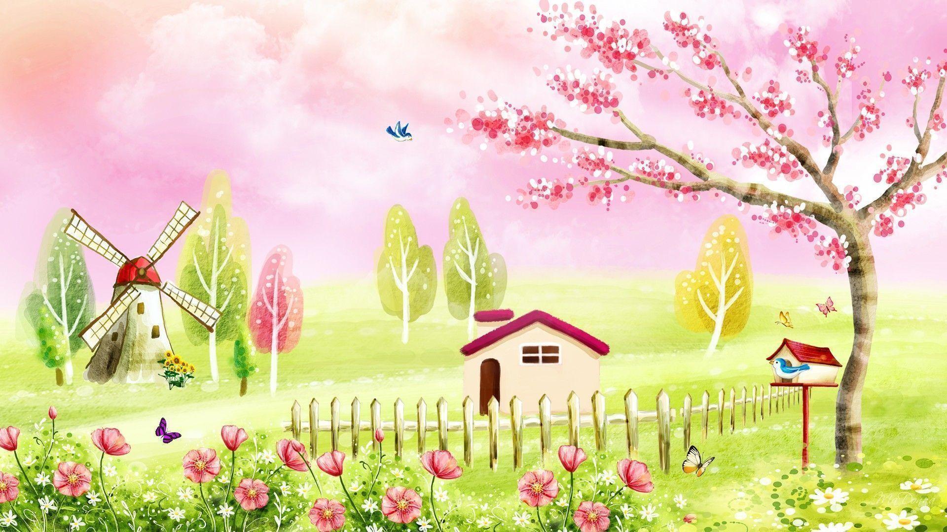 summer scenes wallpaper 46 images
