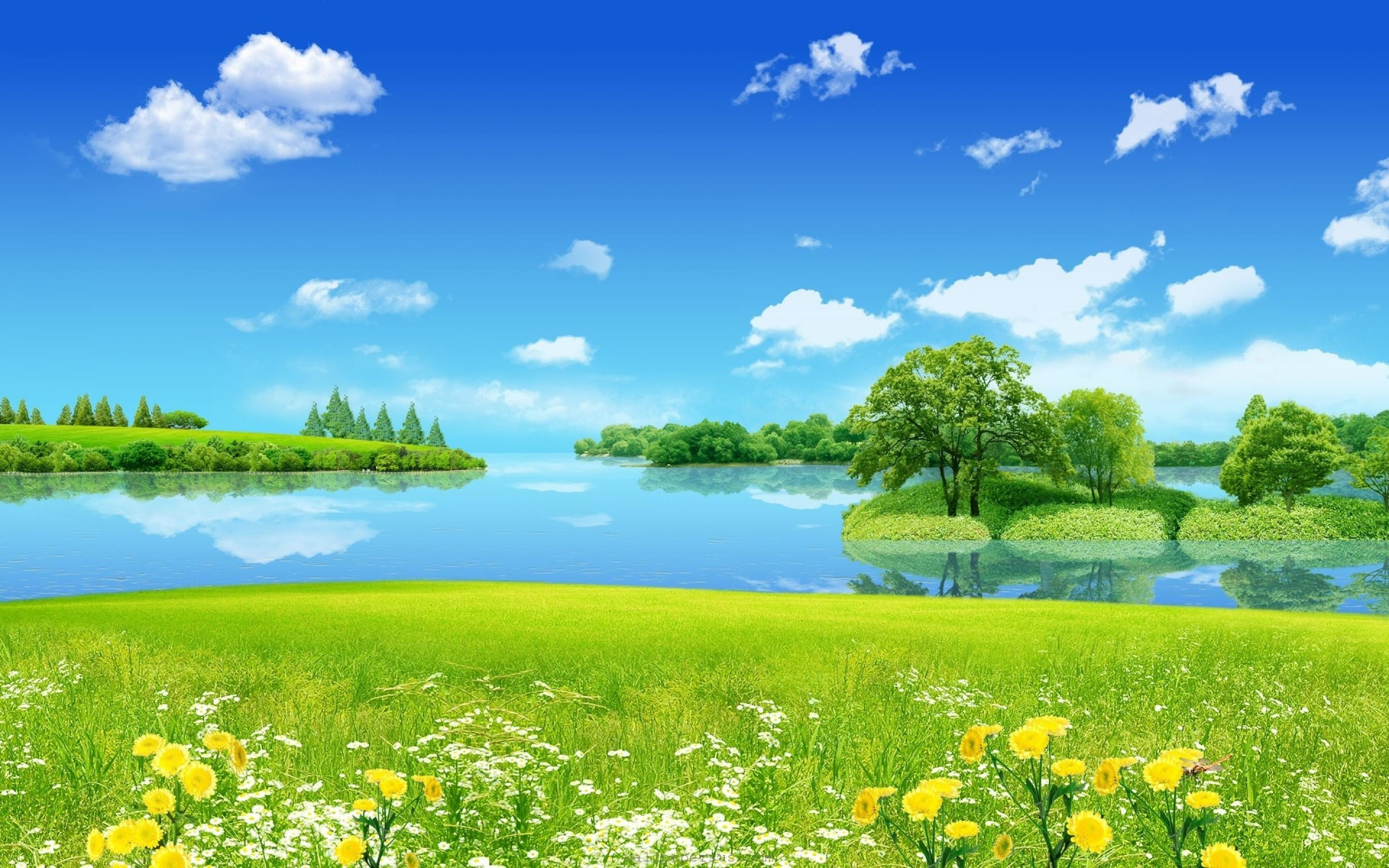 2880x1800 2400x1700 Beautiful Nature Summer Hd Background Wallpaper 18 HD Wallpapers .