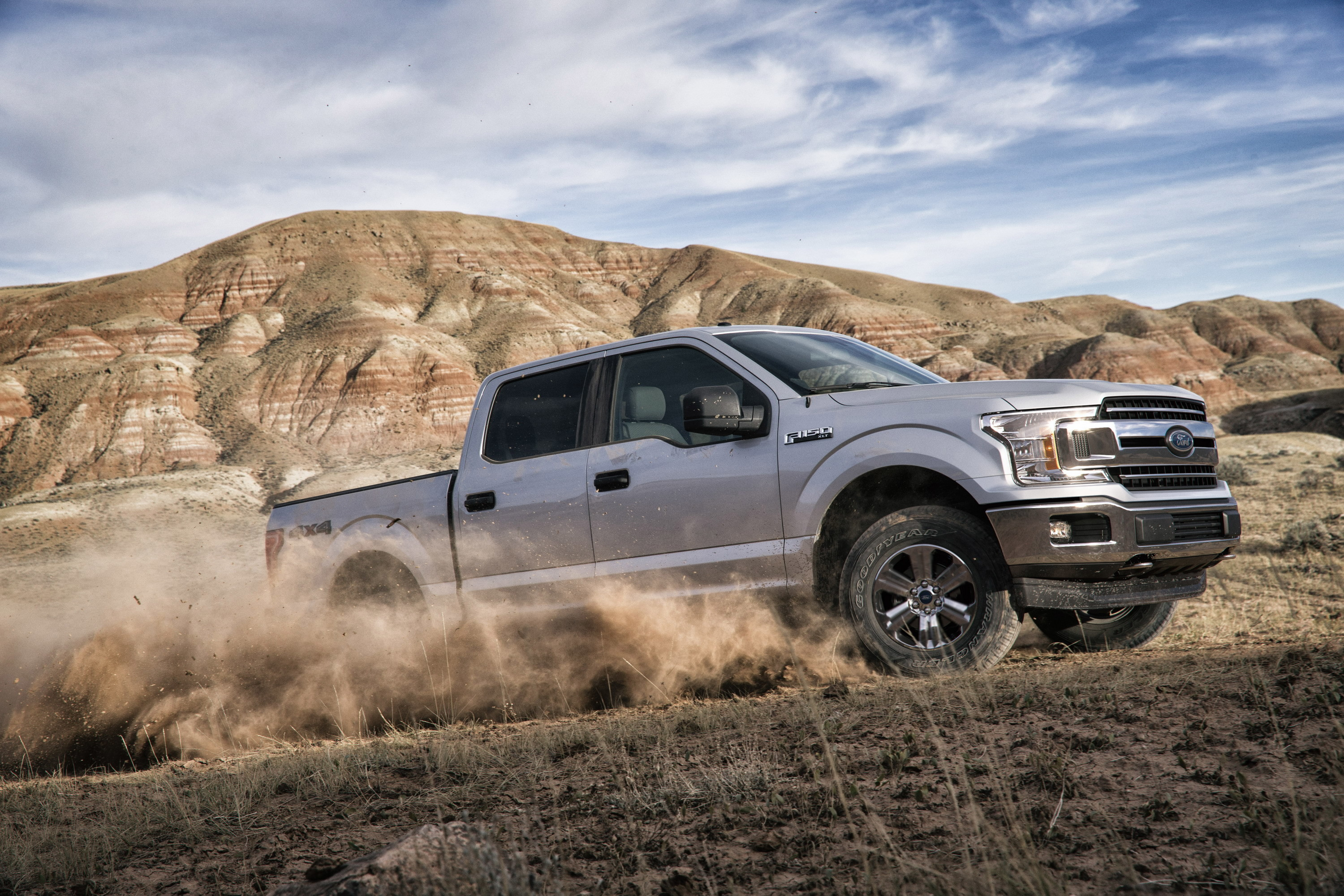 3000x2000 Wallpaper of the Day: 2018 Ford F-150