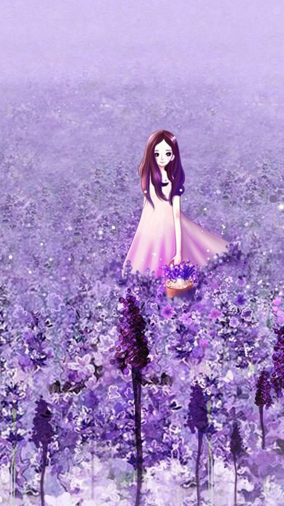 Cute Purple Wallpapers (65+ images)