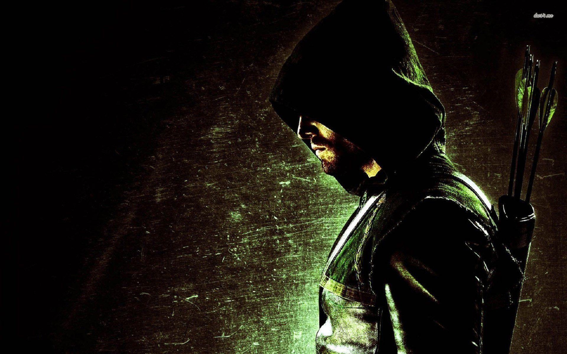 Green Arrow Wallpaper Cw