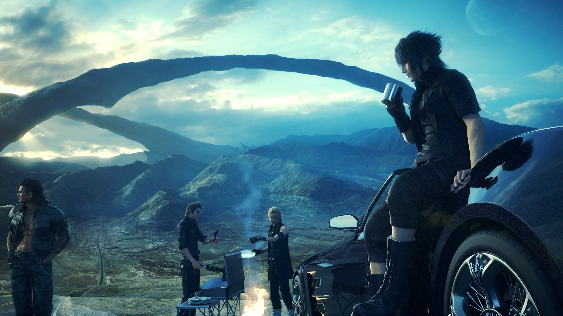 Final Fantasy 15 Wallpapers 80 Images