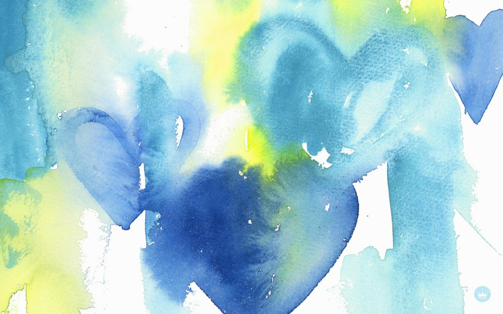1920x1200 Watercolor-Love-June-desktop-wallpapers