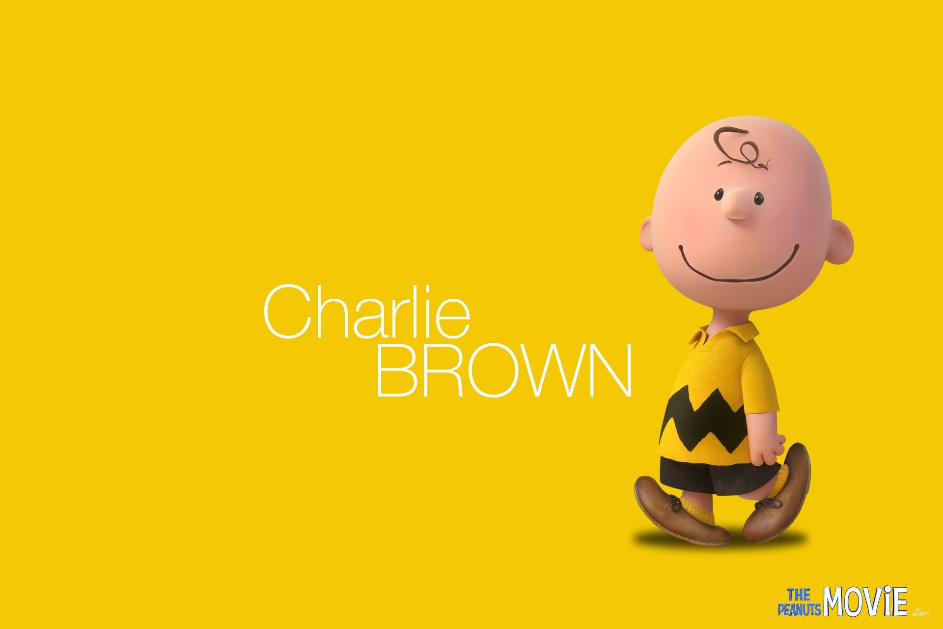 1920x1280 The Peanuts Movie HD wallpaper: Charlie Brown