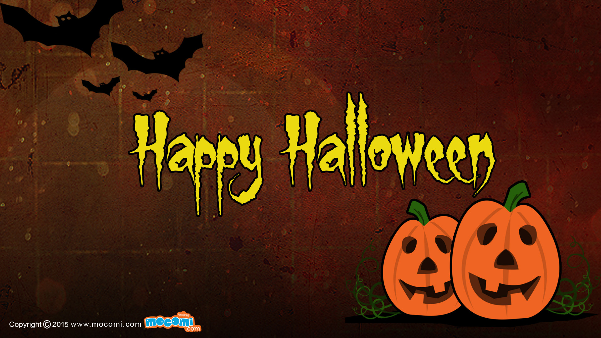1920x1080 Happy Halloween Wallpaper – 02