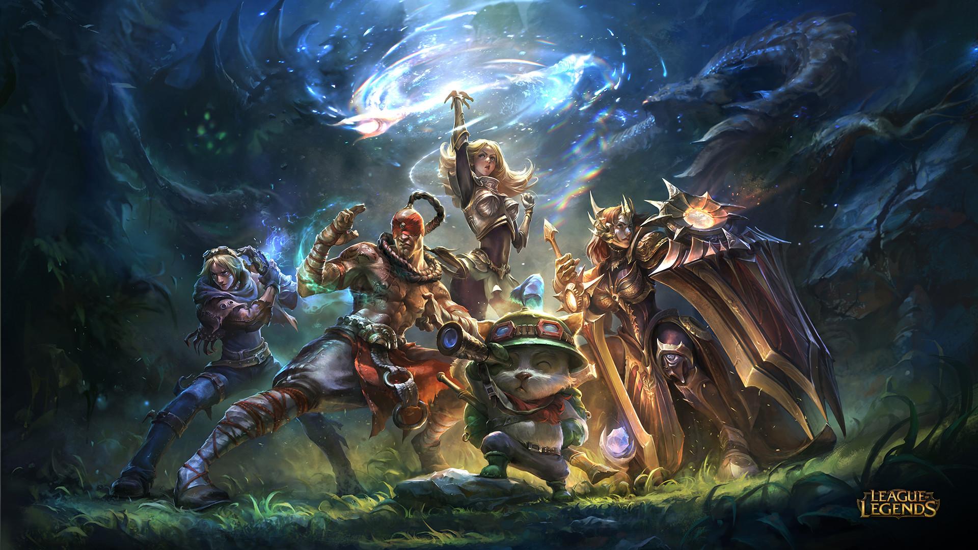 League Of Legends 1080p Wallpaper 76 Images