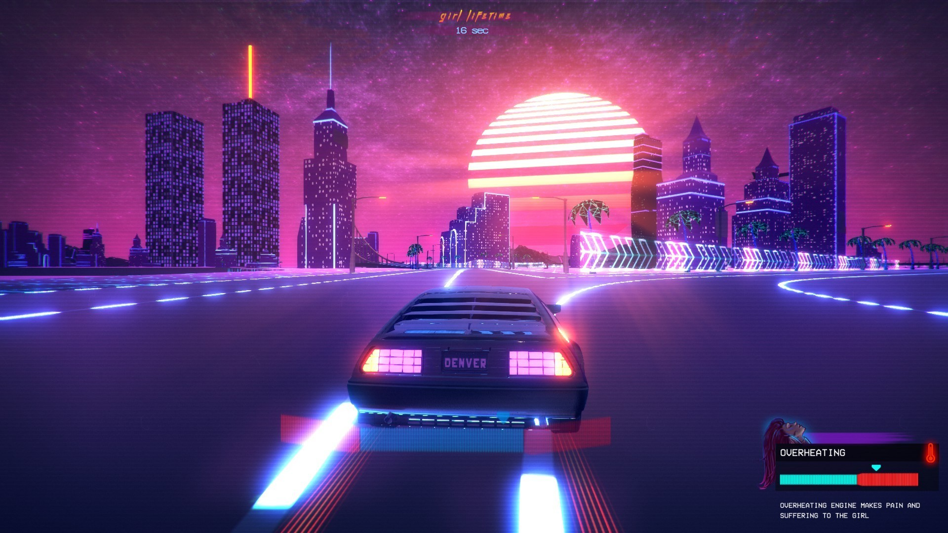 1920x1080 Outdrive-Review-Screenshot-Wallpaper-Neon-City.jpg (1920×1080) | Neon Wave  | Pinterest | Dream city