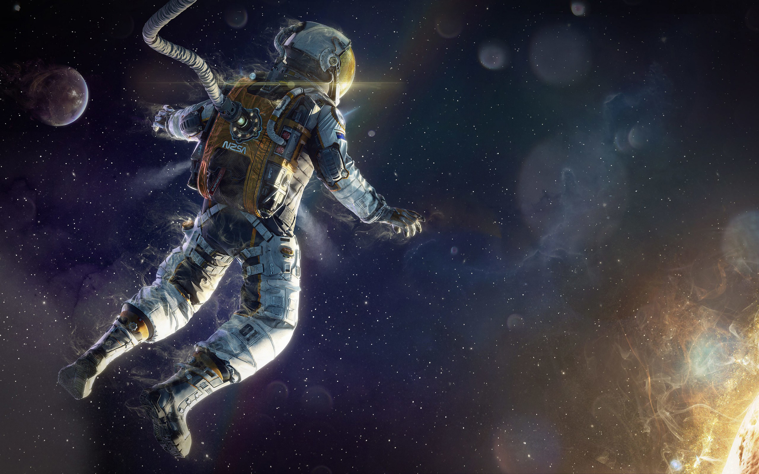 Astronauts In Space Wallpaper 62 Images