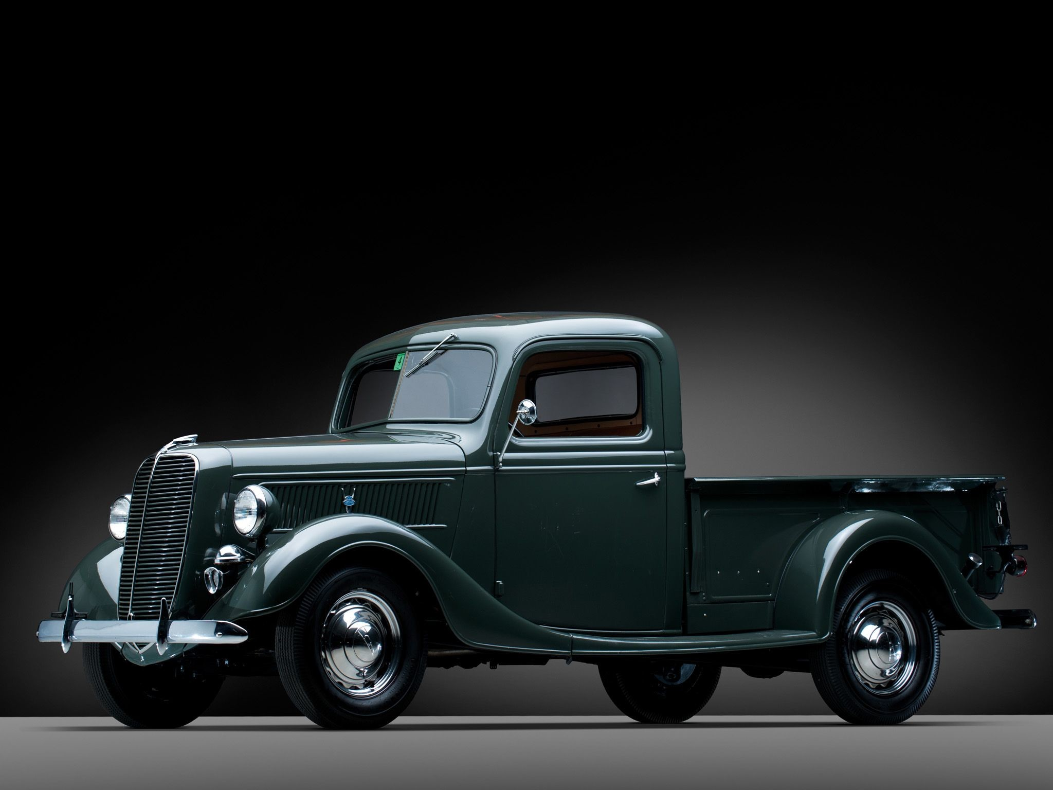 classic chevy truck wallpapers