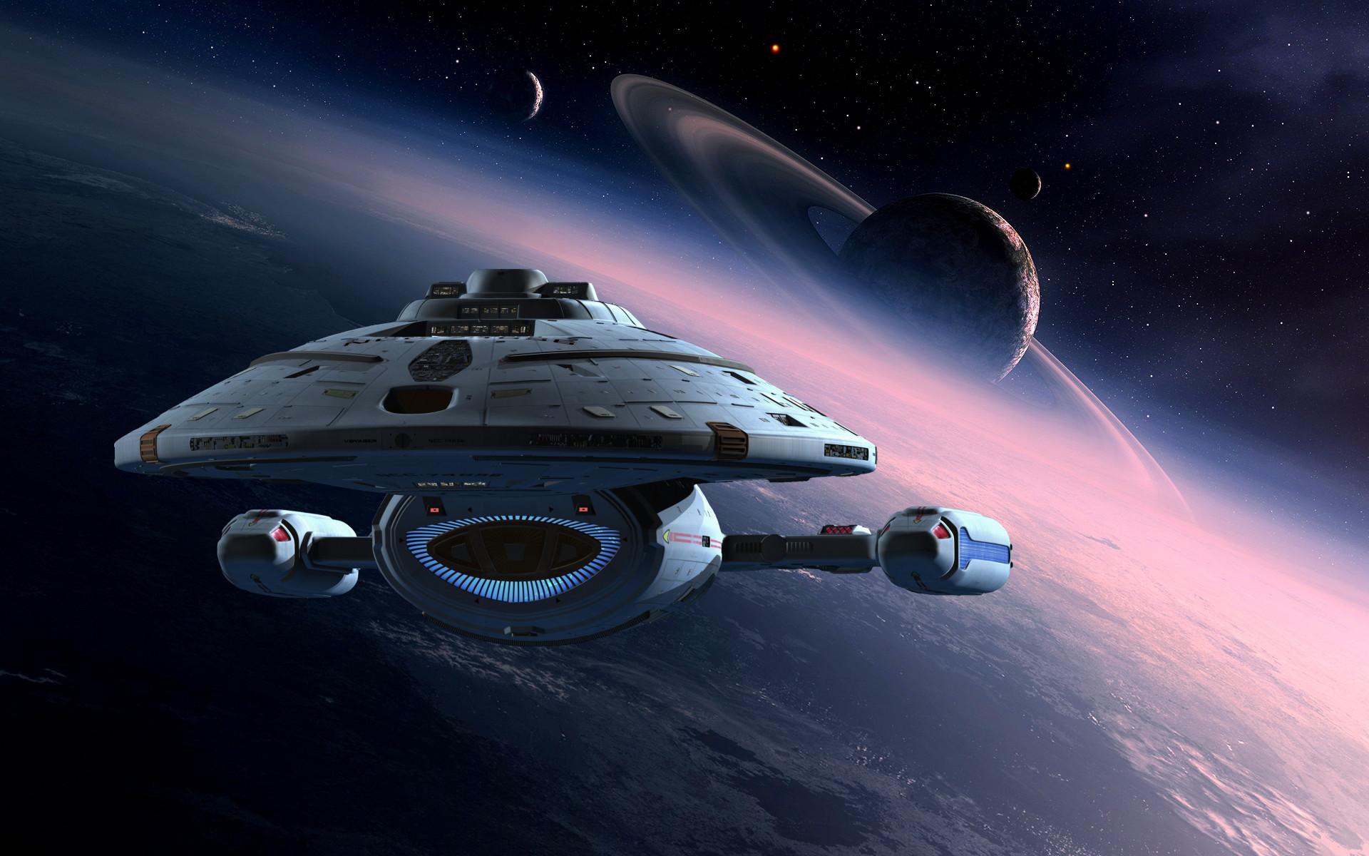 Star Trek Voyager Wallpapers (69+ images)