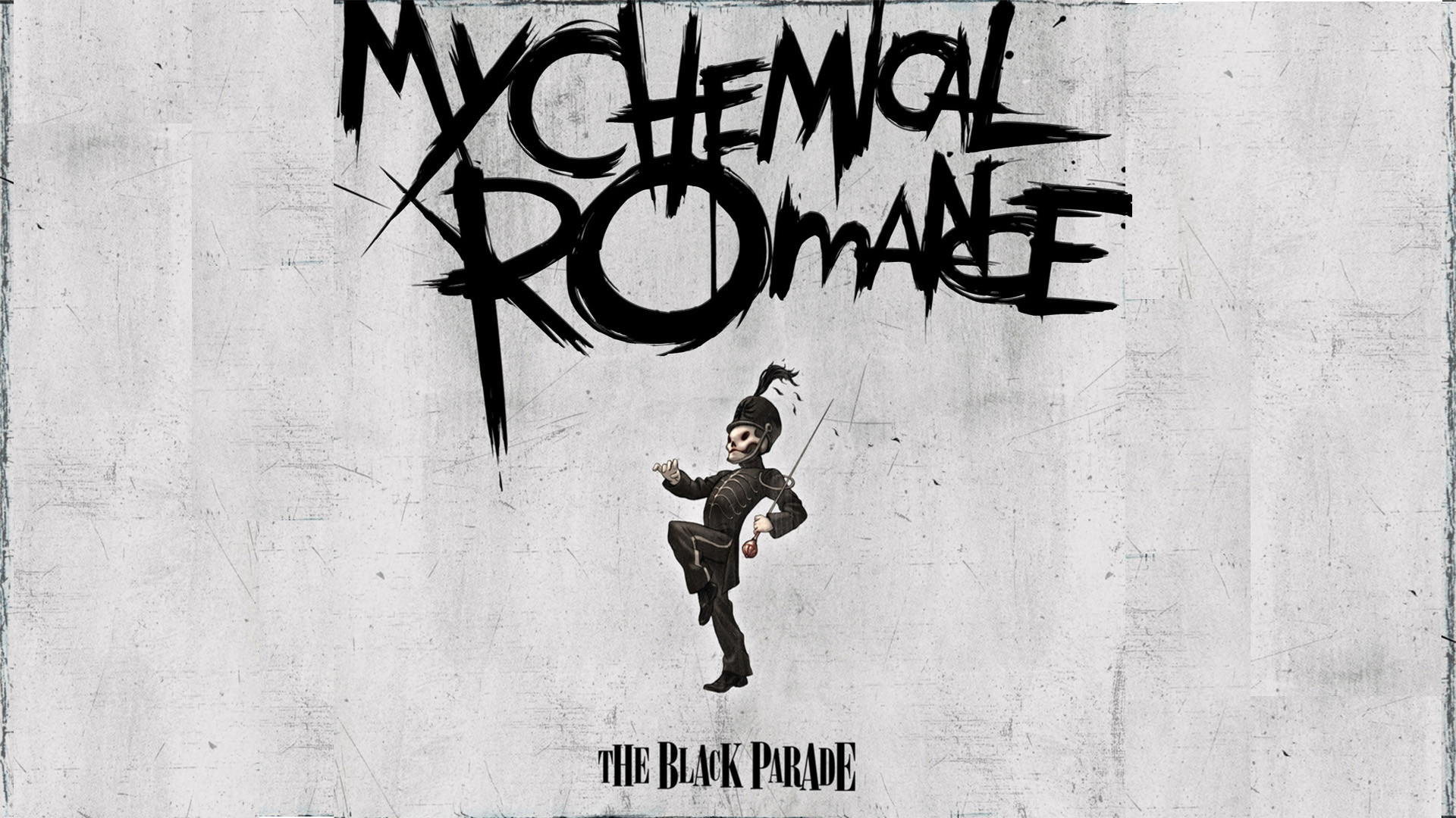 1920x1080 My Chemical Romance The Black Parade Wallpaper