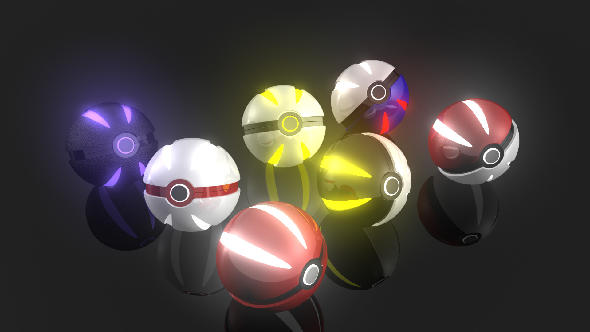 1920x1080 cyndaquil wallpaper pokeball - photo #7