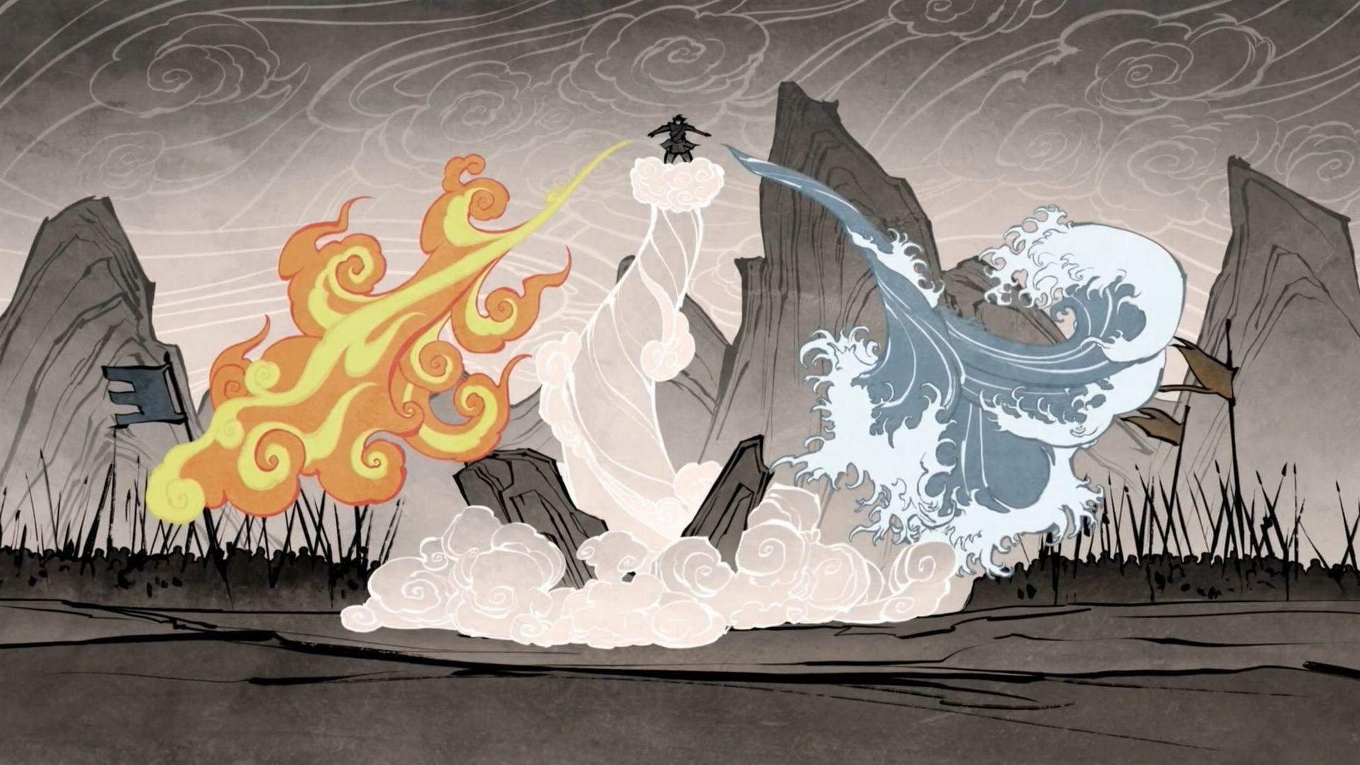 1920x1080 Avatar - The Last Airbender wallpaper thumb