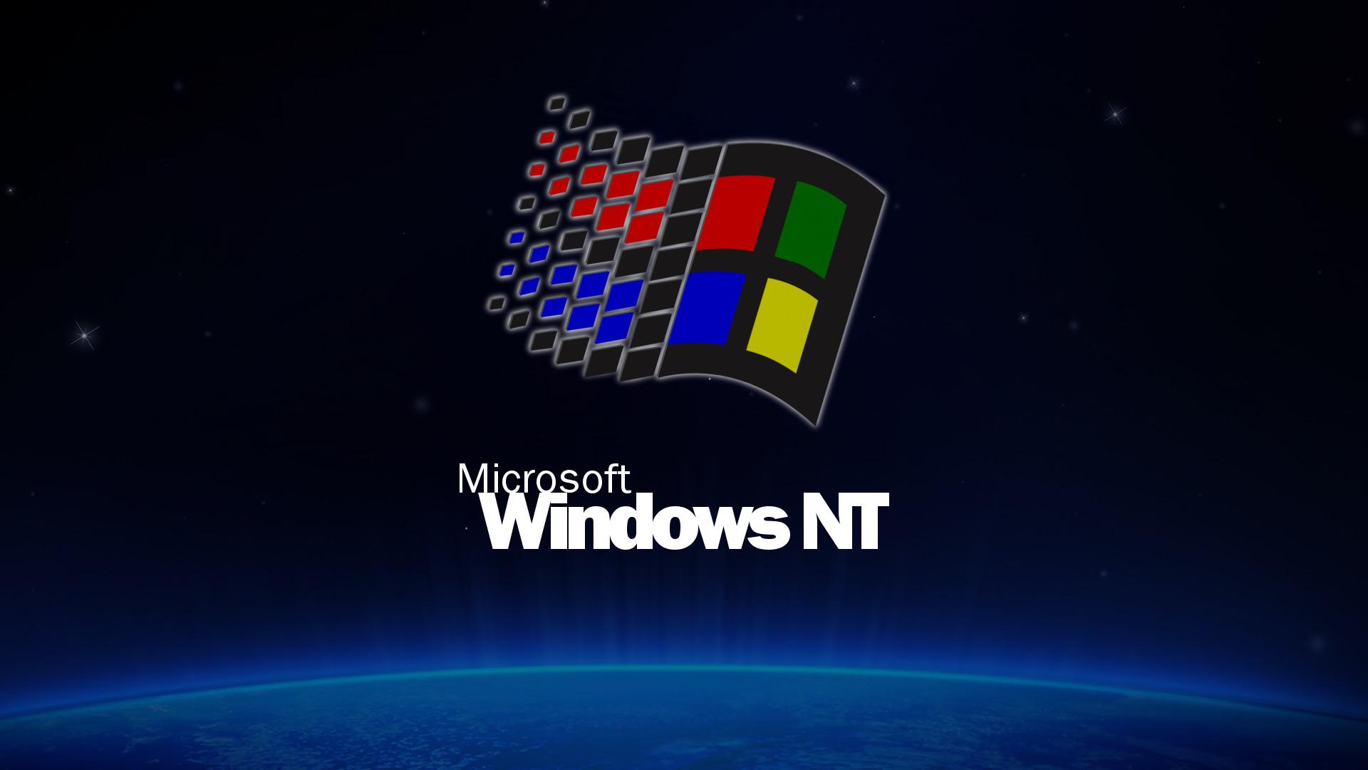 X Windows Nt   Wallpaper