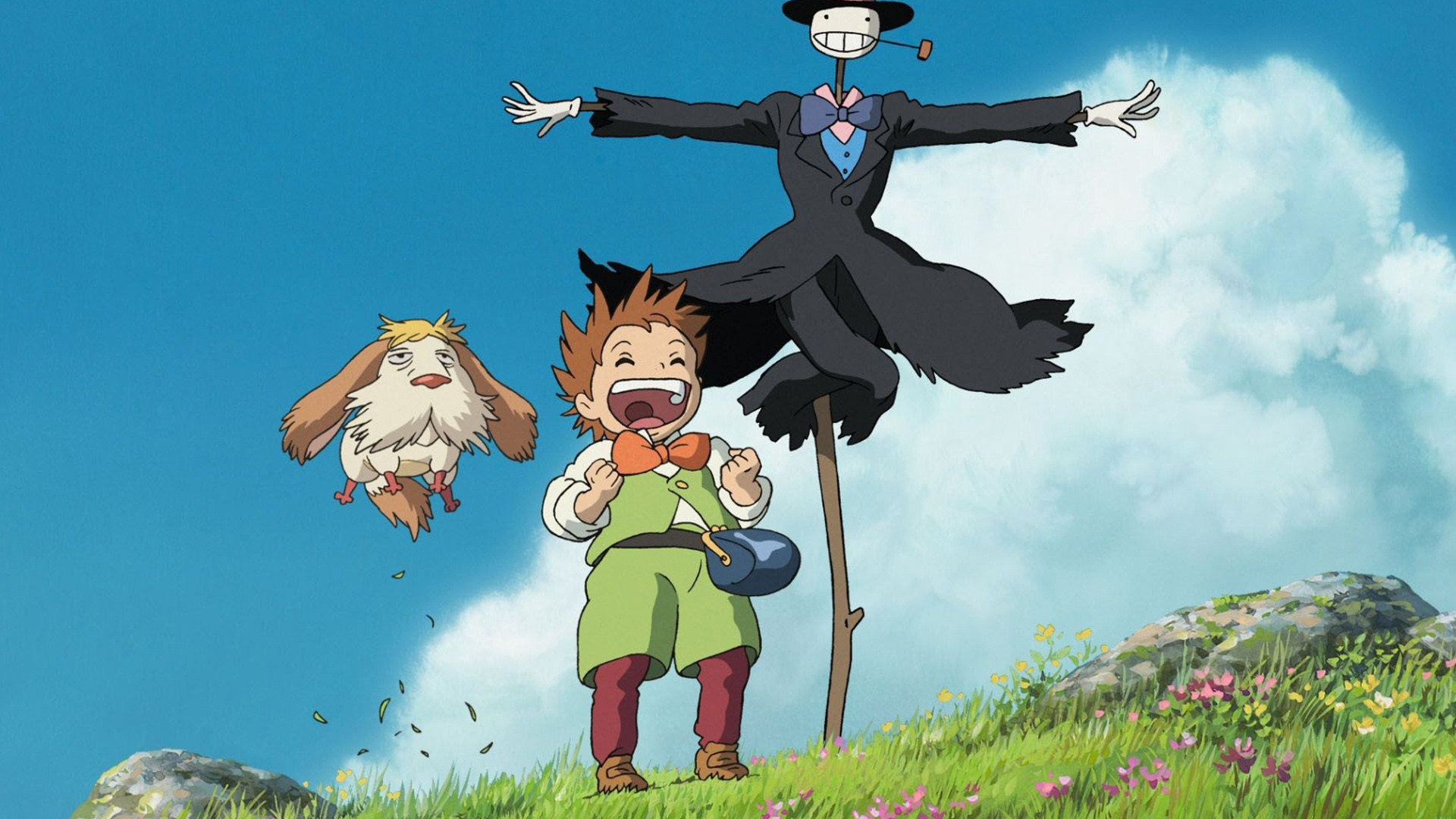 121 Ghibli HD Wallpapers  Background Images  Wallpaper Abyss