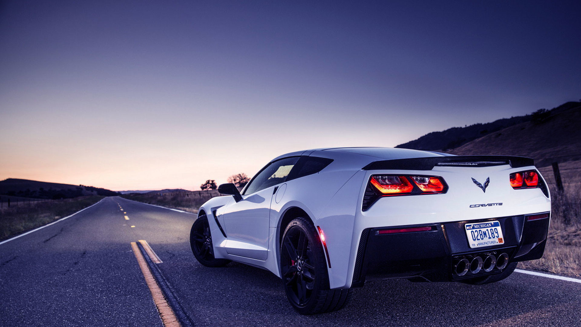 Corvette Stingray 2018 Wallpaper Hd 74 Images