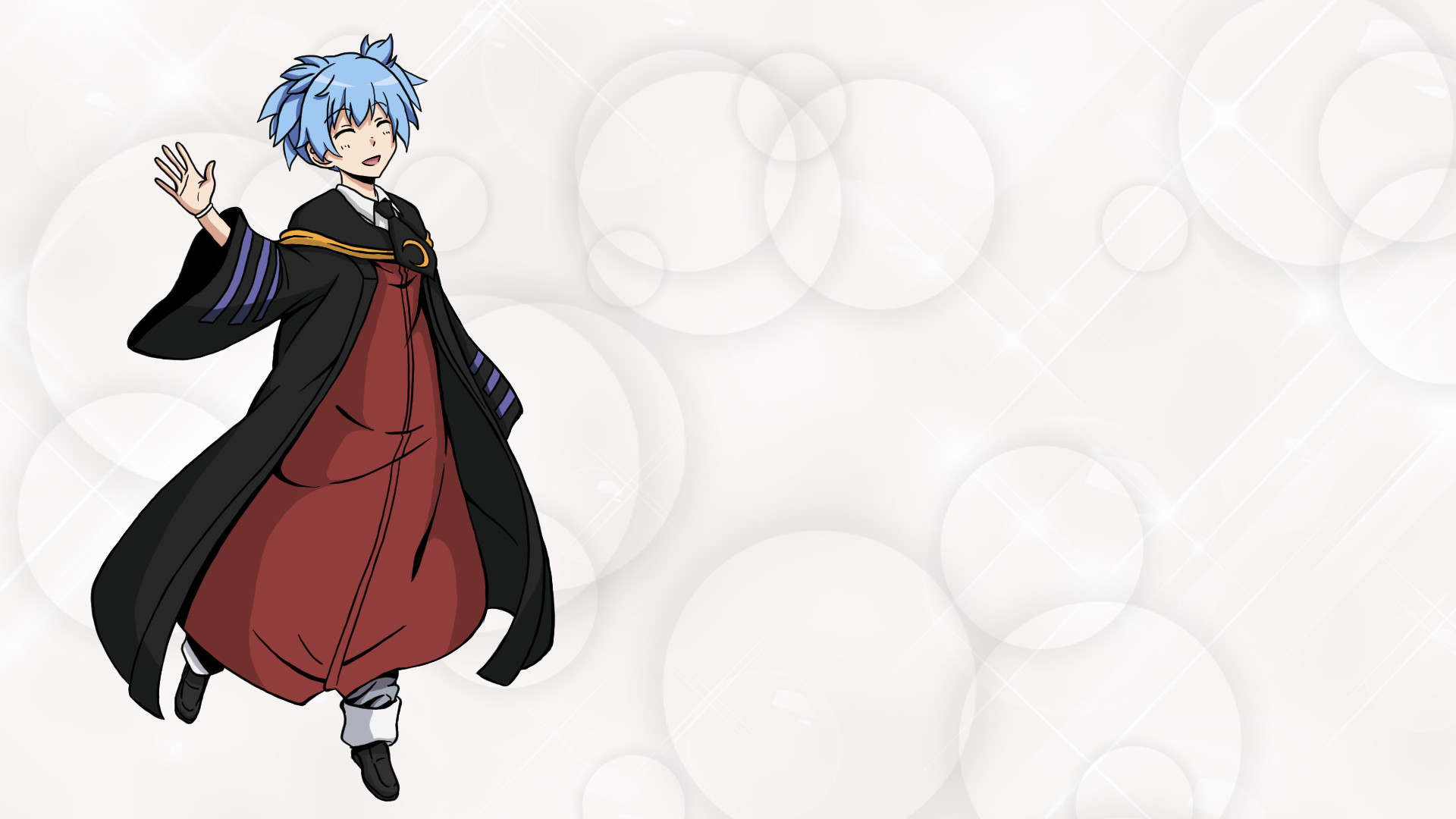 1920x1080 ... Nagisa (Assassination Classroom) Wallpaper by harundoener