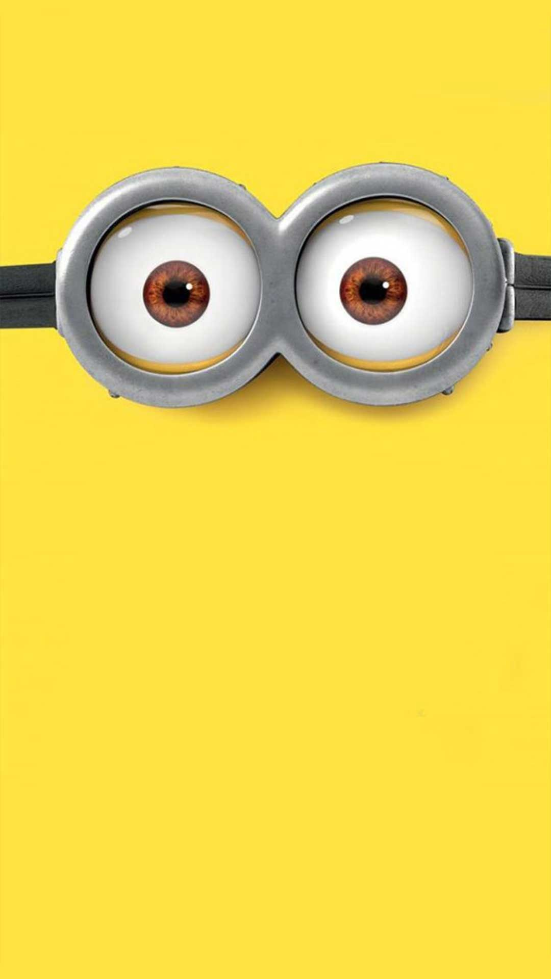 1080x1920 3d Minion Eye Wallpaper HD. funny iphone wallpapers