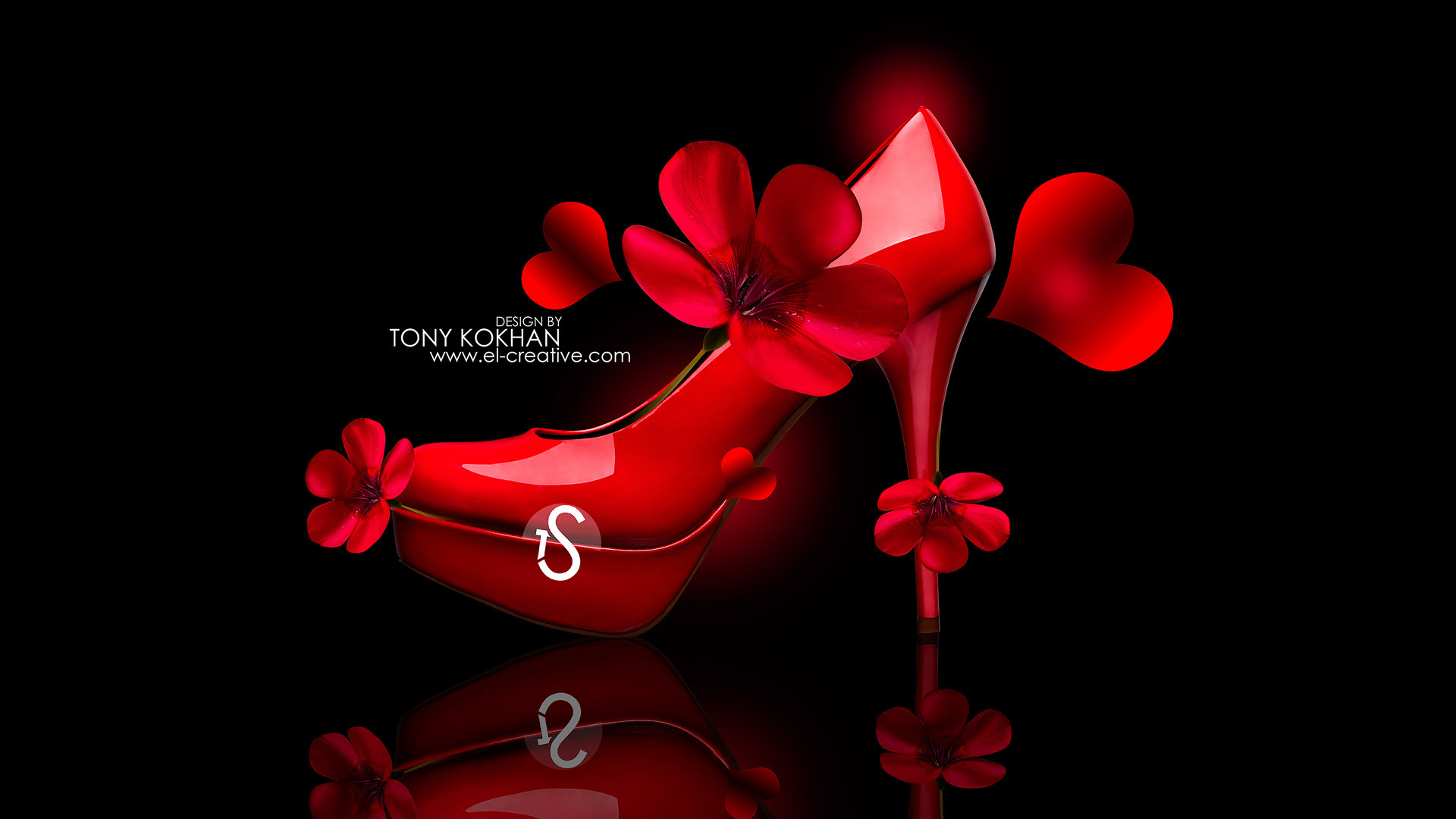 Red Neon Wallpaper 66 Images