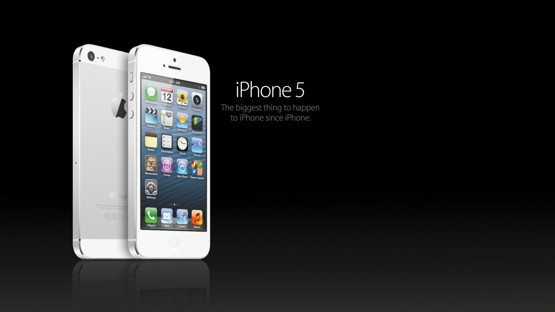 Wallpaper iphone 5c white