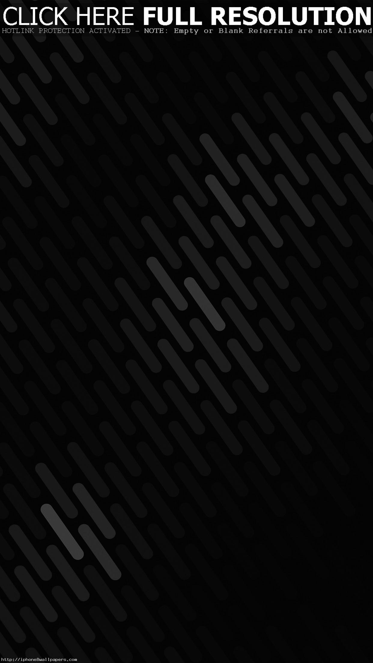 1242x2208 Abstract Dark Bw Dots Lines Pattern Android wallpaper - Android HD  wallpapers