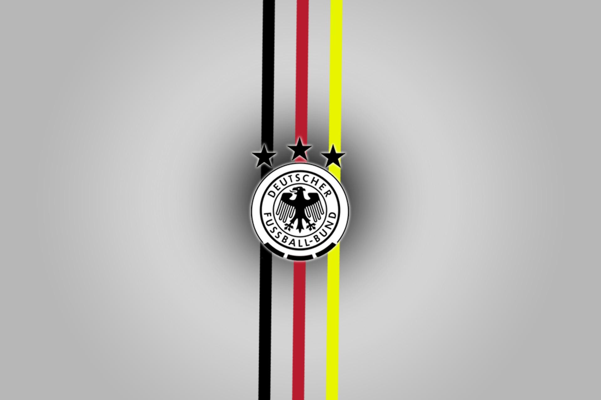Deutschland Fußball Logo Wallpaper