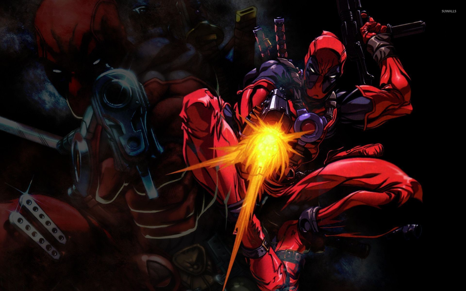 11 Best Hd Wallpapers From The Marvel Universe That You: 4K Deadpool Wallpaper (56+ Images