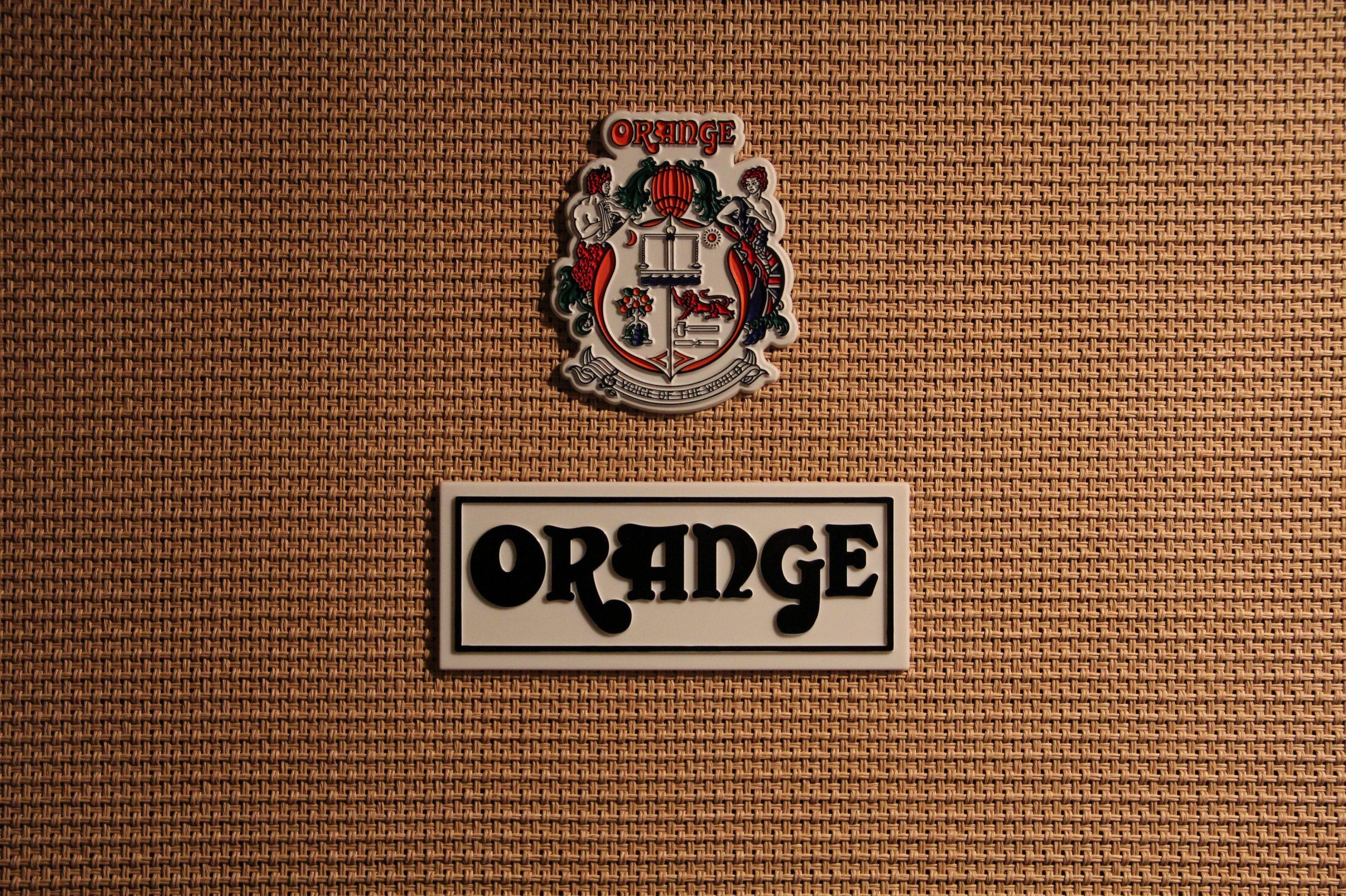 Orange Amp Wallpaper 68 images