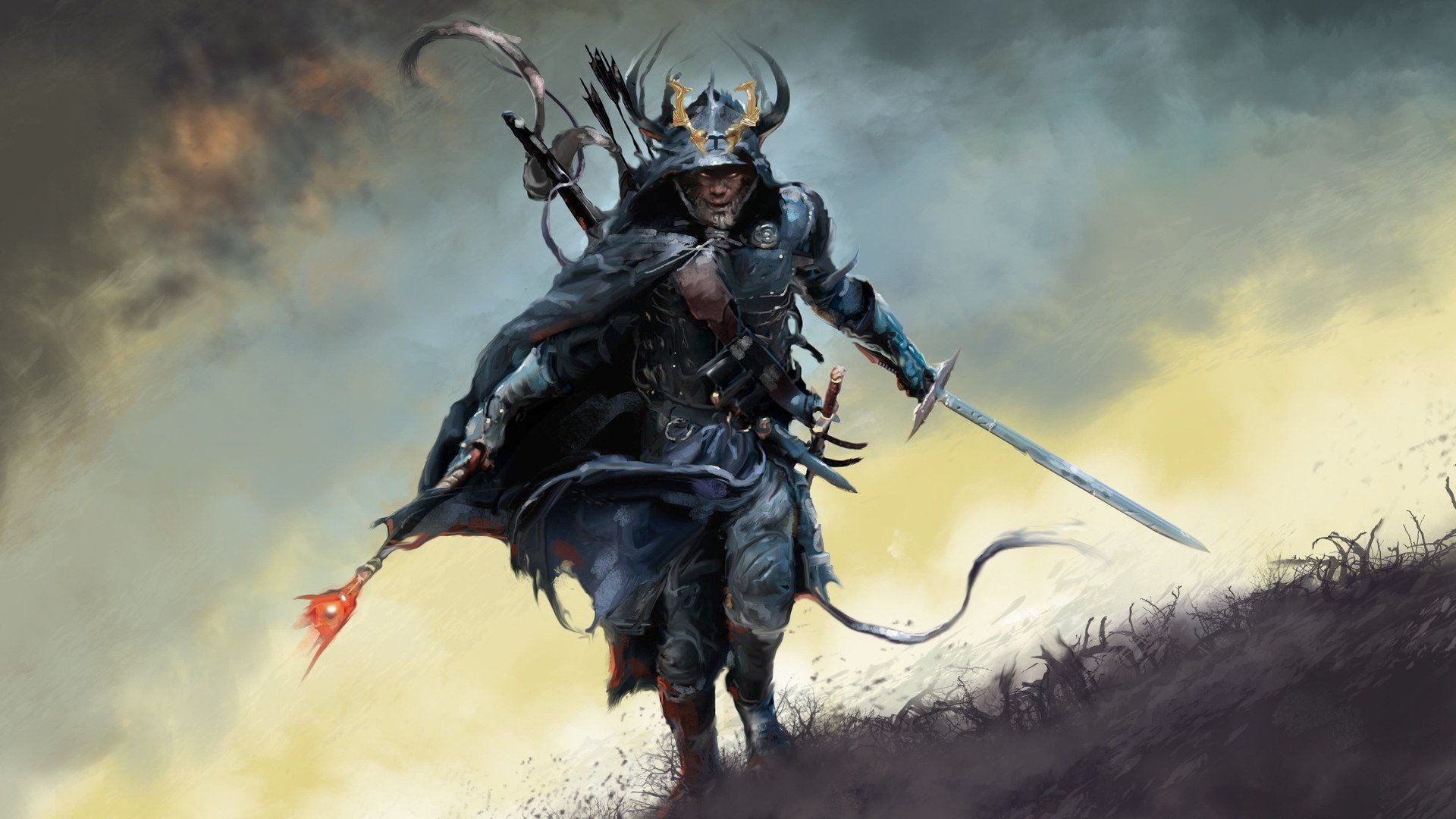 Samurai Warrior Wallpaper 77 Images