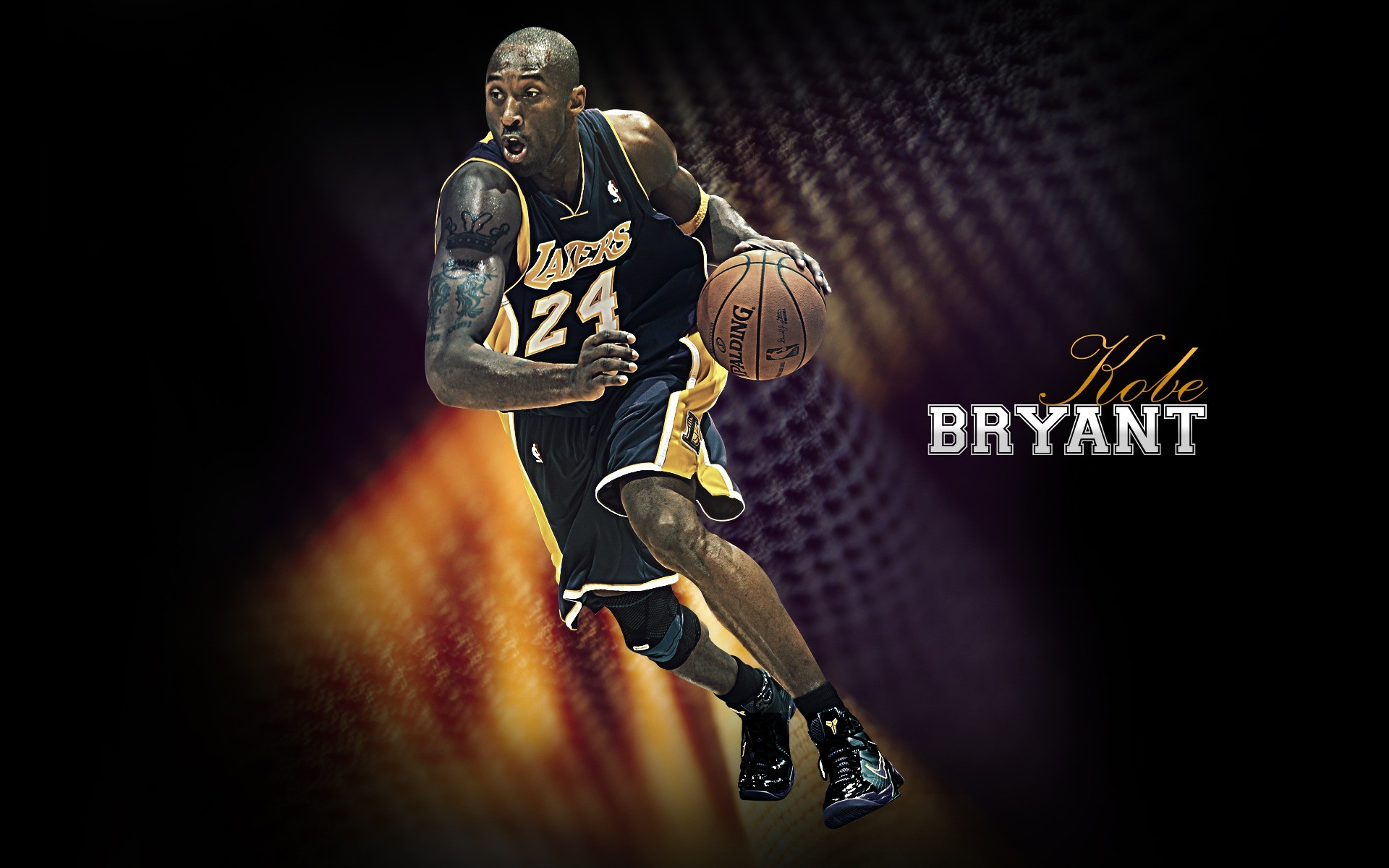 1920x1200 Kobe Bryant Dunk On Lebron James Wallpaper Wide Is Cool Wallpapers