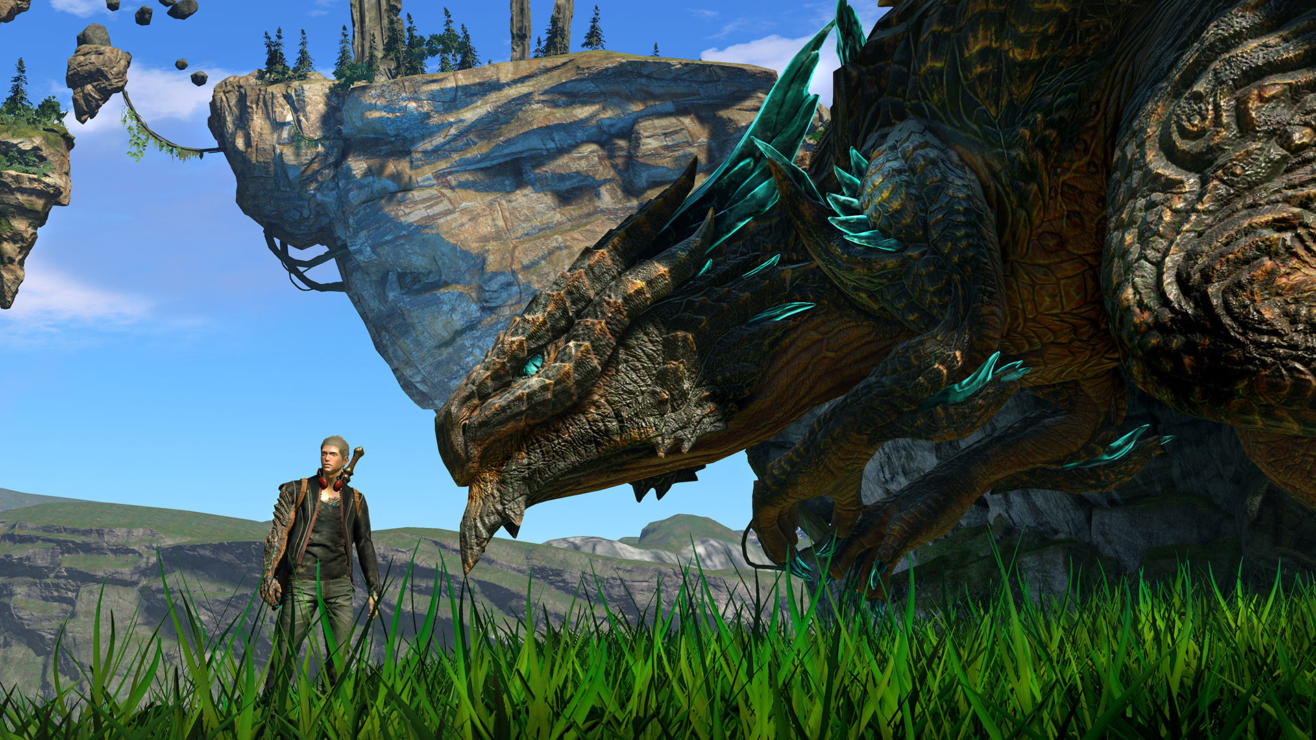 1920x1080 Scalebound 4K Wallpaper | Scalebound 1080p Wallpaper ...